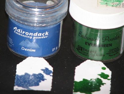 Embossing Powders 003