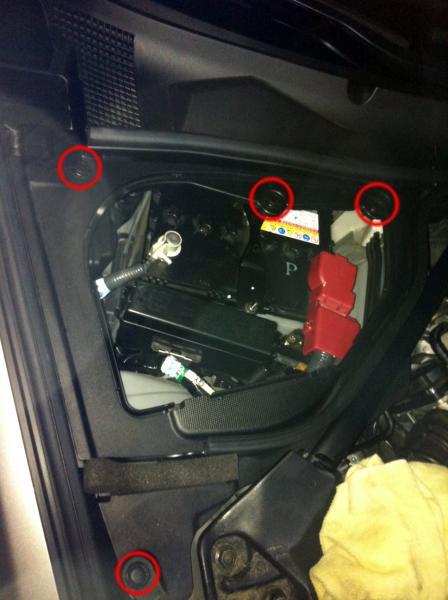 Yamaha R6 Fuse Box