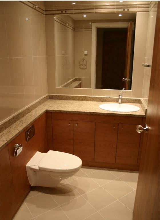 Bathroom Units • Ray Shannon Design