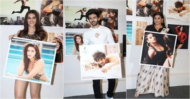 Daboo Ratnani's 2019th Calendar edition will give you a mix-up of two generation