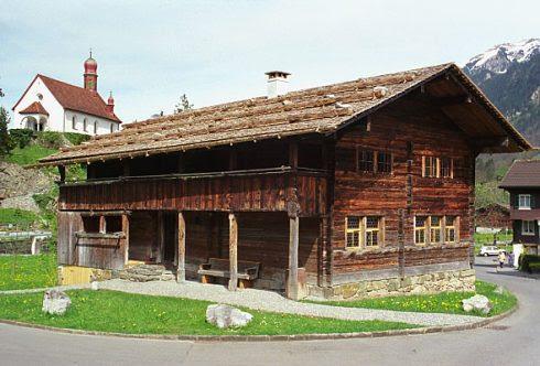 House of St. Nicholas of Flue