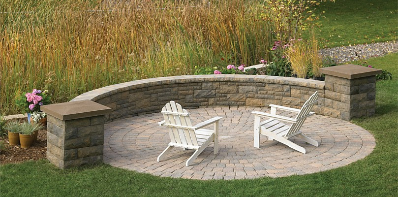 Walls Outdoor Living By Belgard