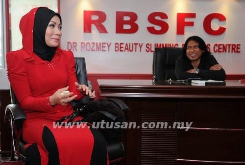 Dr. Rozmey dan isterinya, Effa