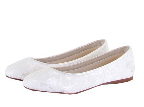 Rainbow Club Shoes Felicity   Dyeable Lace Wedding and