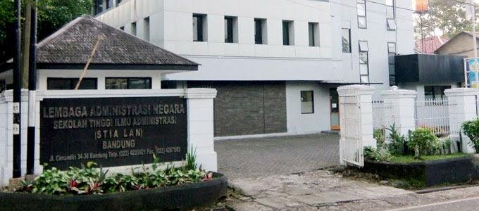 Sekolah Tinggi Ilmu Administrasi Bandung Kota Bandung Jawa ...