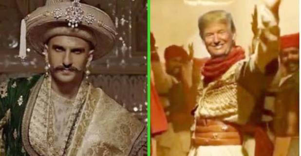 Netizens Are Going Crazy Over US President's Video Of Dancing On Ranveer Singh's Song Malhari