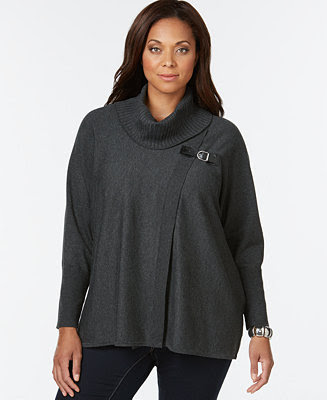 Sweaters ladies plus size cowl neck delivery next day