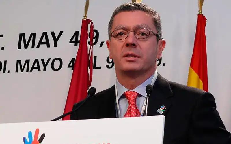 Alberto Ruiz Gallardón. Foto: Wikipedia / Atr 1992 (CC-BY-3.0)