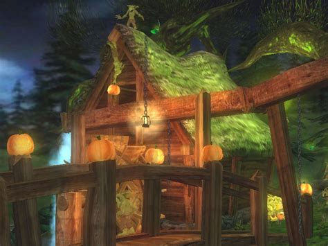 goblins halloween festival  screensaver