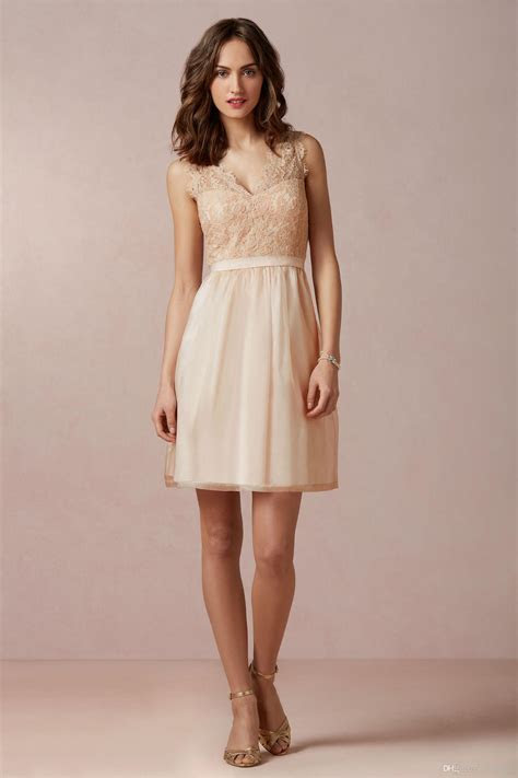 $seoProductName   Wedding   Champagne bridesmaid dresses