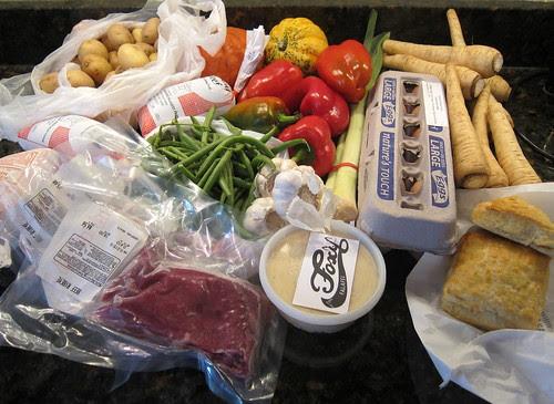 Farmers Market Finds 10/30