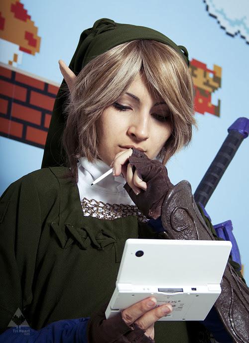 Legend Of Zelda Link Cosplay
