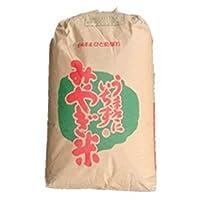 平成24年 宮城県登米産ひとめぼれ 1等格玄米30kg