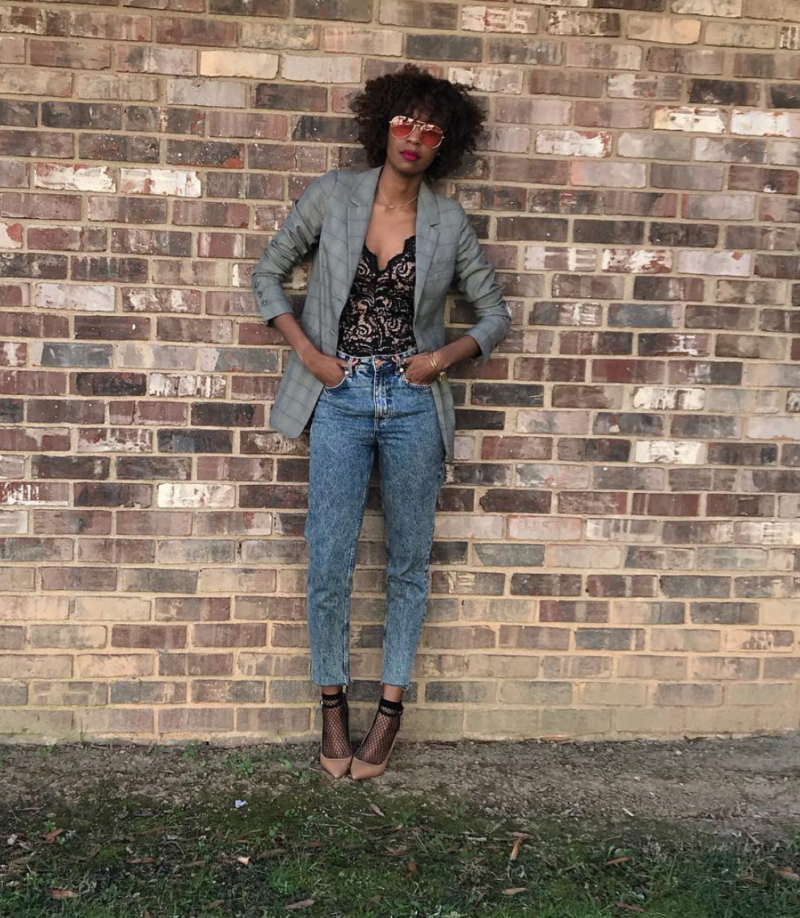 Fashion Bombshell of the Day: Arkeedah from ATL
