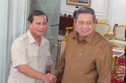 Prabowo Akan Bertemu SBY Bahas Pemilu 2019