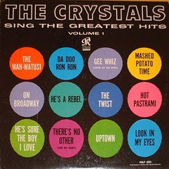 The Crystals Greatest Hits