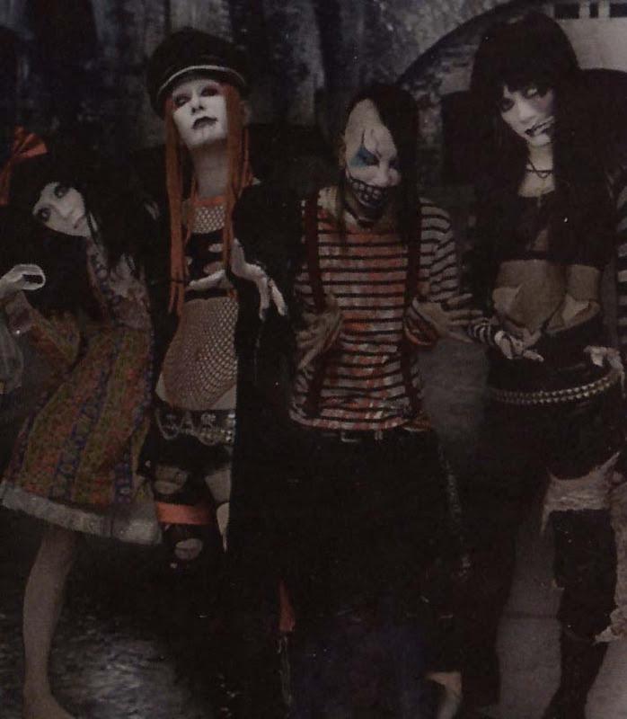 SaTaN ( Japanese Band )