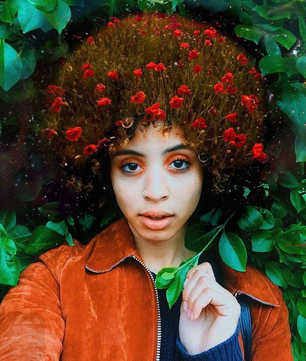 peinados-afro-galaxias-flores-black-girl-magic-pierre-jean-louis (16)