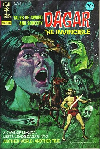 Dagar the Invincible #5