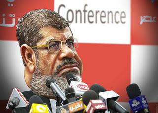 Mohamed Morsi - Caricature