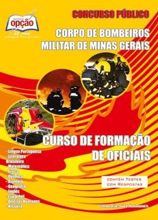 Corpo de Bombeiros Militar de Minas Gerais-CURSO DE FORMAÇÃO DE OFICIAIS