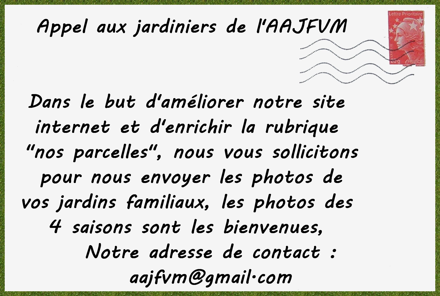 Association Des Jardins Et Vergers Familiaux De Besanon
