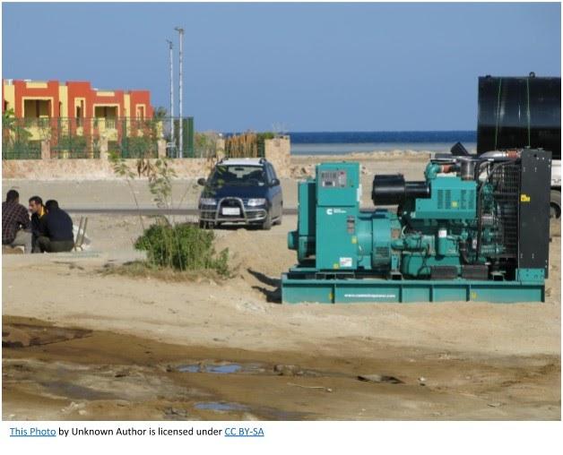 Application Of Diesel Generators