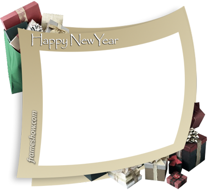 Happy New Year Photo Frames And E Cards