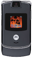 8. Motorola v3m RAZR - Verizon Wireless