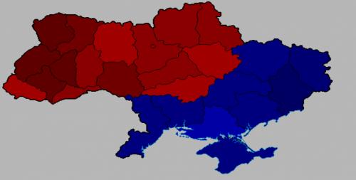 Ουκρανία νέο κράτος