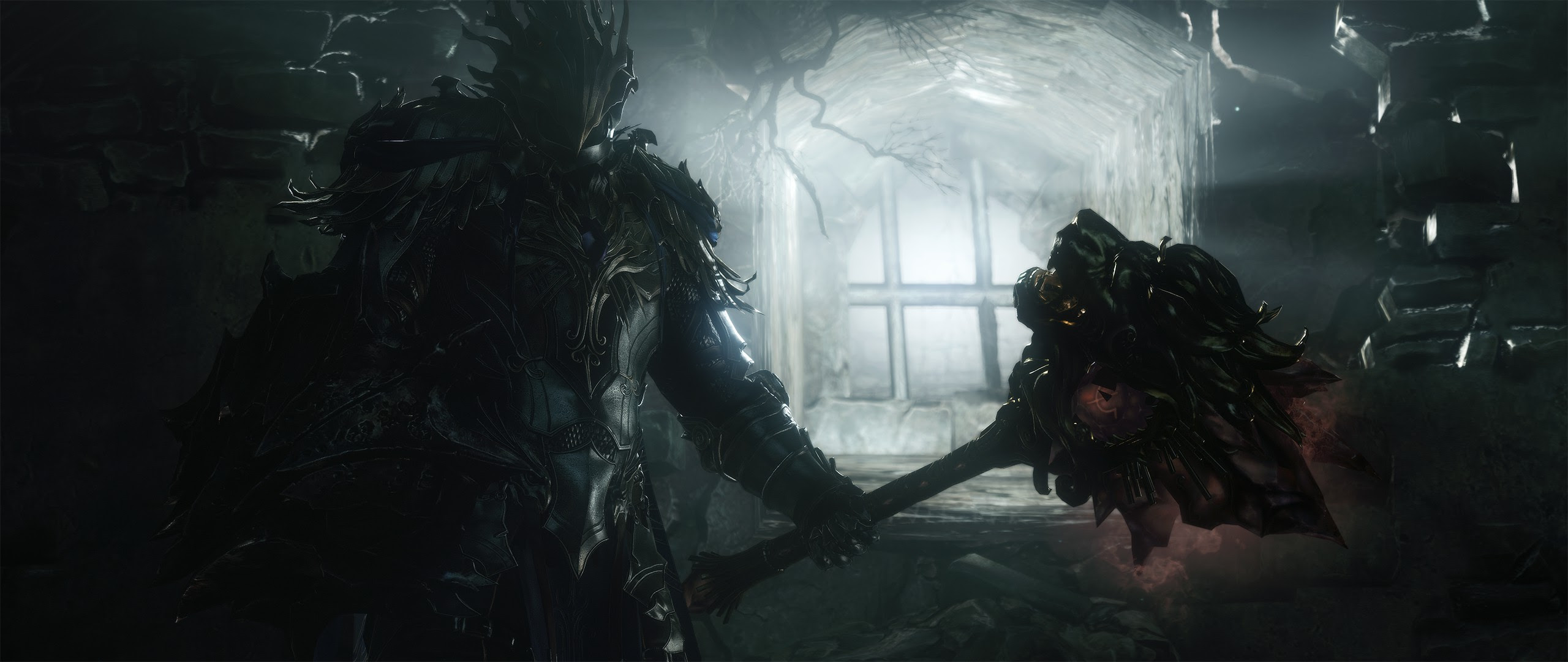 Fantasy Art Lords Of The Fallen Wallpapers Hd Desktop And