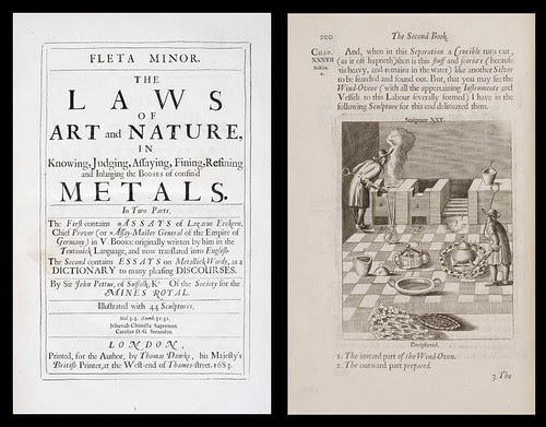 Fleta minor - the laws of art and nature 1683