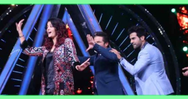 Indian Idol 10 Stage Sees The 'Taal' Moment Of Aishwarya Rai Bachchan And Anil Kapoor