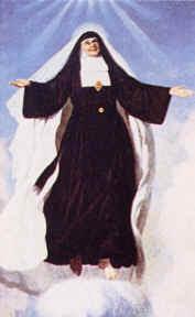 Sainte Raphaëlle-Marie Porras, Fondatrice des Ancelles du Sacré-Cœur († 1925)