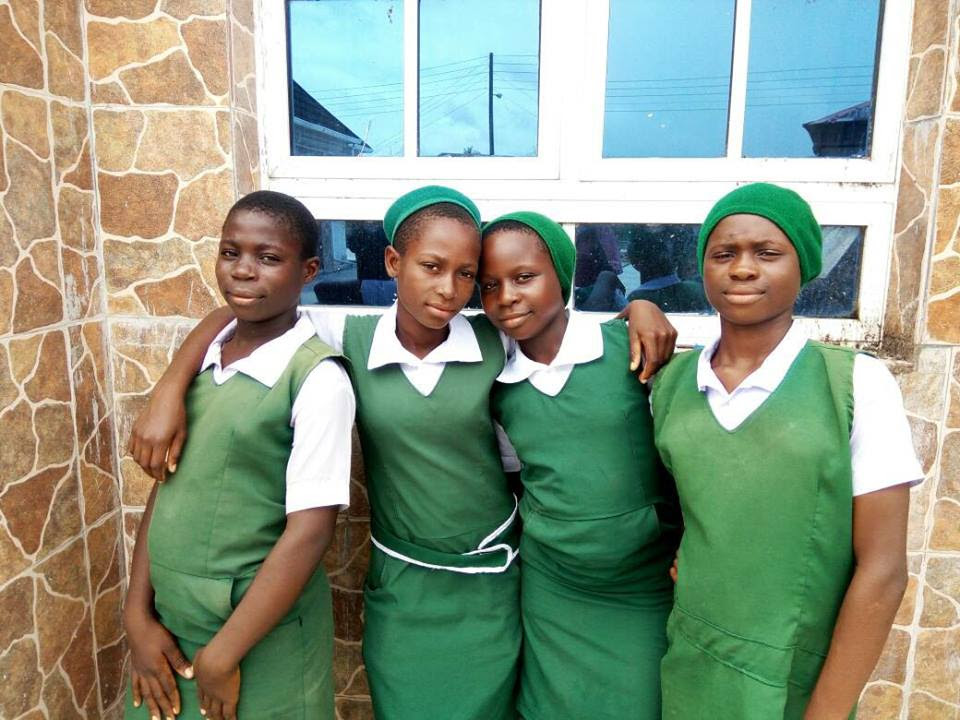 5 Secondary School Students Promise Not To Get Pregnant Till They Graduate (Pics)