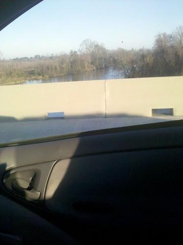Rising Amite River