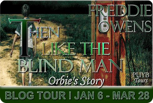 Then Like the Blind Man banner