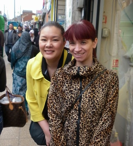 04 - Claire (me) and Suzy