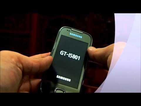 Hard Reset Samsung i5801 Galaxy Apollo