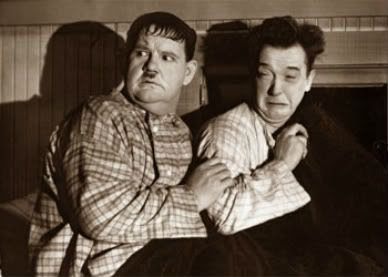 The Live Ghost Laurel Hardy