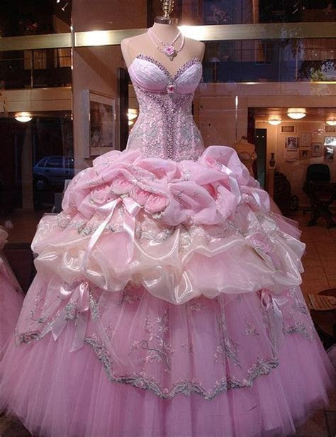 Big Fat Gypsy Wedding 2016 New Sweetheart Lovely Pink