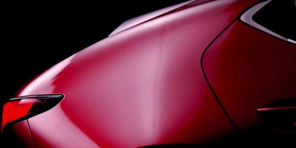 Google News 2019 Mazda 3 Teased Ahead Of November Debut Overview