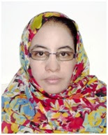 د. مريم بنت حدمين - باحثة في مجال القانون