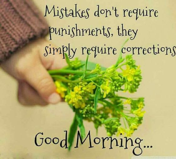 Mistake Good Morning Quote Pictures Photos And Images For Facebook