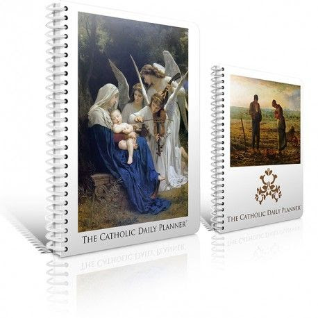 The Catholic Daily Planner™ Uses the calendars of both the ...