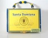 Cigar Box Purse Santa Damiana