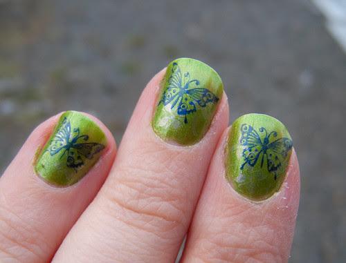 Airbrush Nails and Nail Art-2
