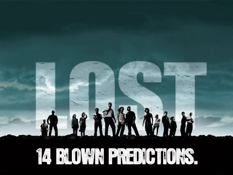 14 Blown Predictions.