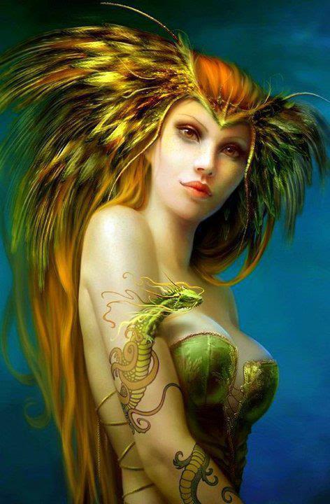 """""""Gefjion é uma das deusas do panteão nórdico, mais especificamente uma deusa do povo Wanen. Um povo o qual celebravam a fertilidade, a prosperidade, o prazer na sua totalidade, o sagrado da sexualidade em ênfase e as coisas belas. Há referências de Gefjion também pelo povo Aesir que a enxergavam como uma giganta e como a Virgem Donzela, Padroeira das Virgens, sendo também uma Deusa da terra.""""   Extraído de """"Tradição Caminho das Sombras"""""""
