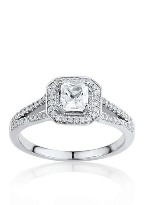 Belk & Co. 3/4 ct. t.w. Diamond Engagement Ring in 14k